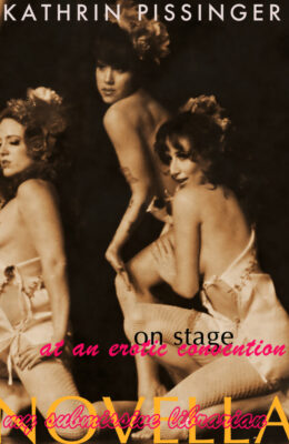 On Stage At An Erotic Convention